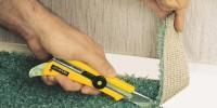 Укладка коврового покрытия — 4 способа