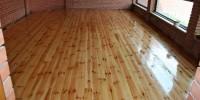 Как покрасить деревянный пол?