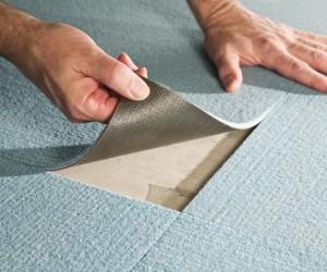 Ковровая плитка для дома — особенности нового материала